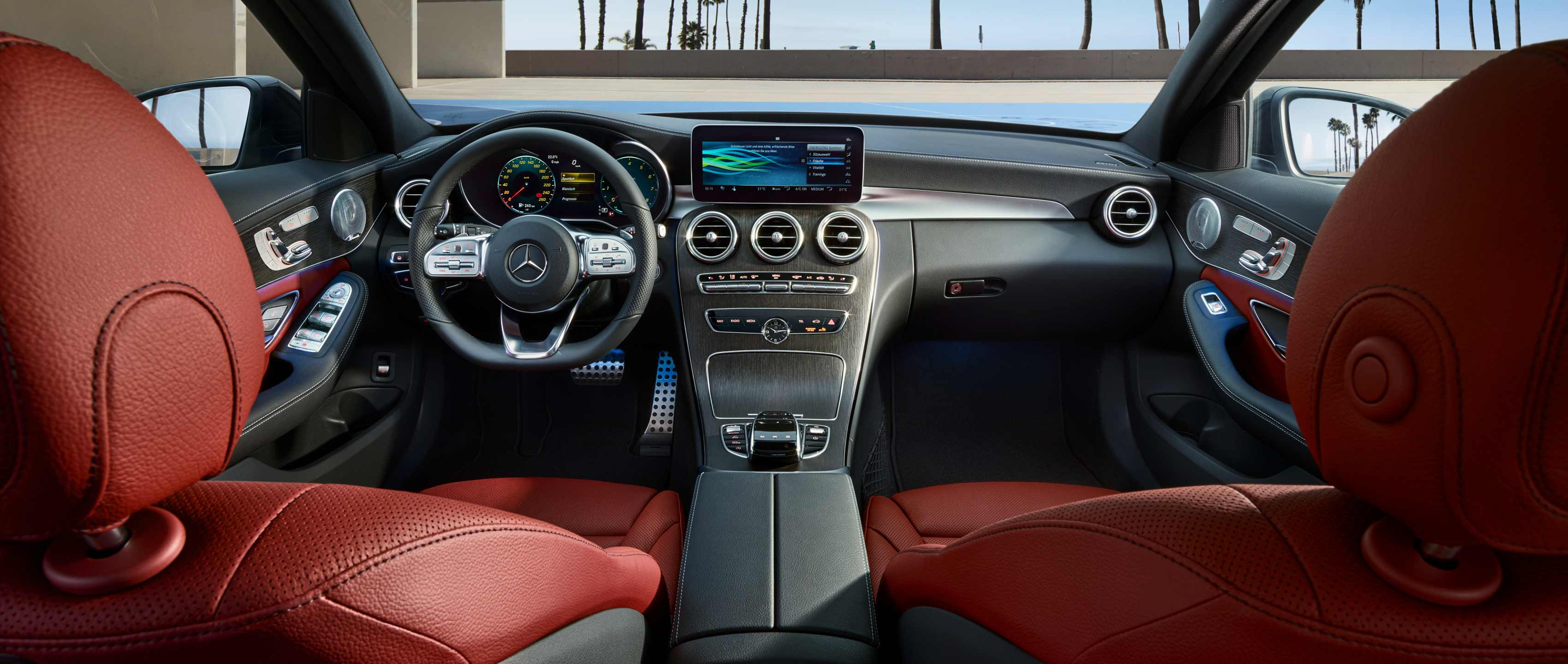 30 All New Mercedes C 2019 Interior New Model And Performance