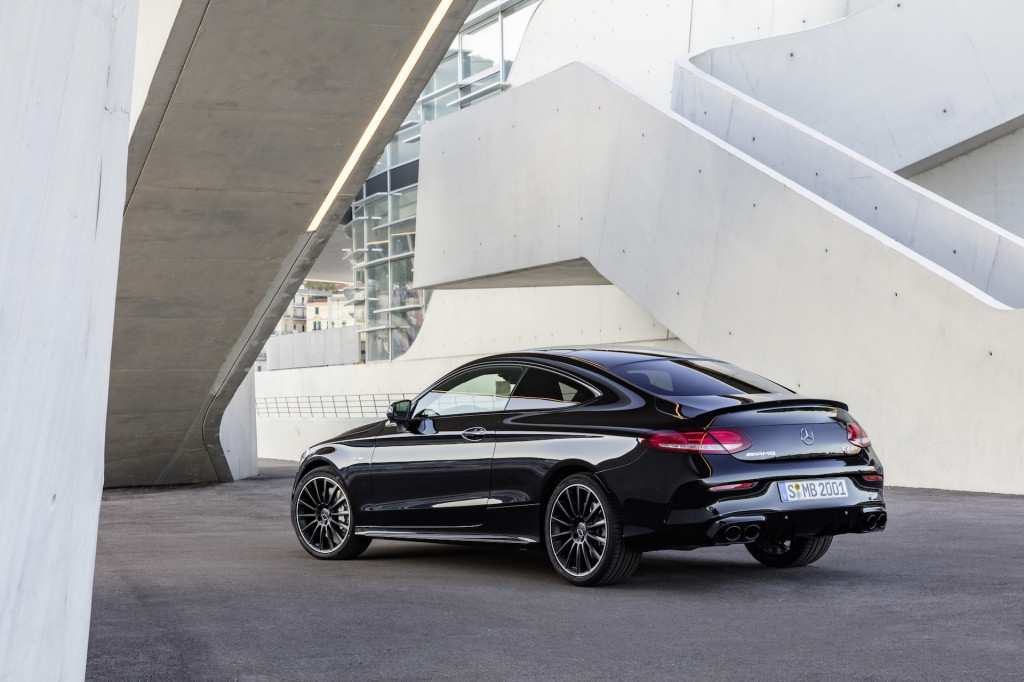 30 All New Mercedes C Class Coupe 2019 Review