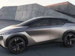 30 All New Nissan Imx 2020 Overview