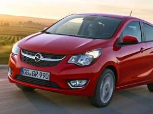 30 All New Opel Karl 2020 Concept