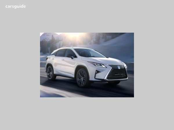 30 All New Rx300 Lexus 2019 Performance
