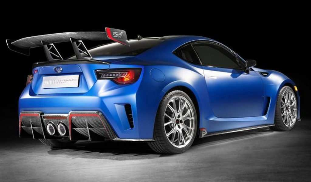 30 All New Subaru Brz Sti 2020 Exterior and Interior