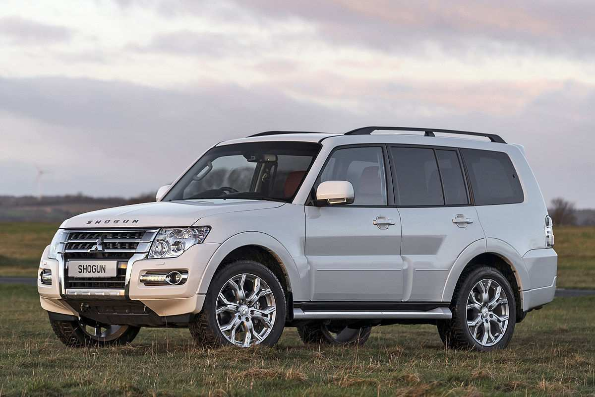 30 Best 2019 Mitsubishi Shogun Spesification