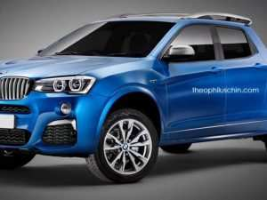 30 Best 2020 Bmw Pickup Truck New Model and Performance