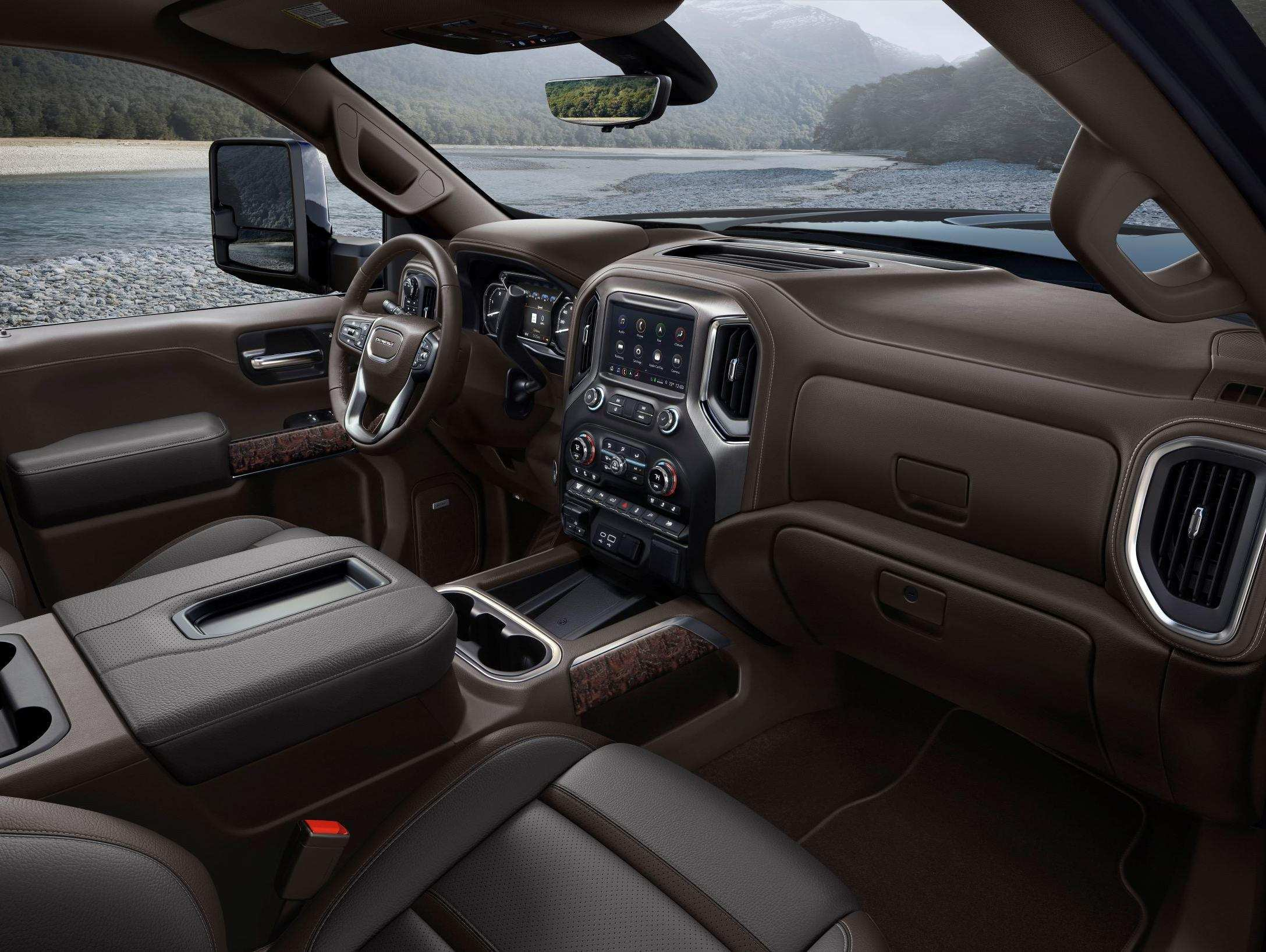 30 Best 2020 Gmc Interior Price And Release Date