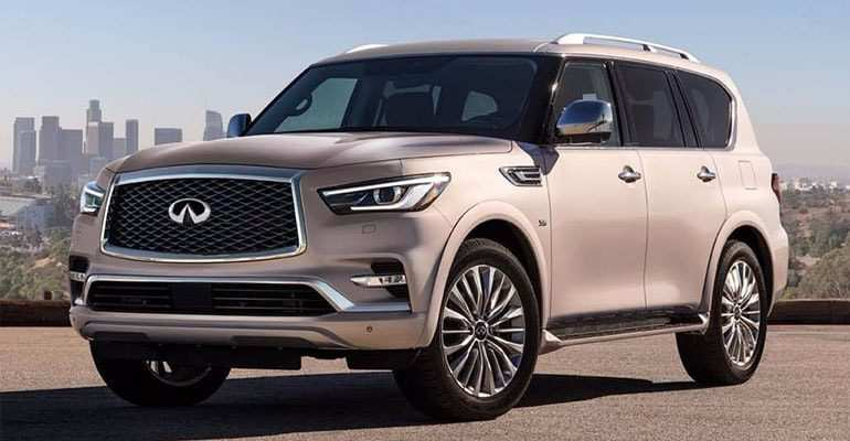 30 Best Infiniti Qx80 New Model 2020 Review And Release Date