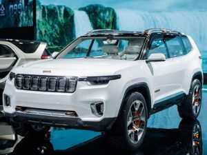 30 Best Jeep Grand Cherokee 2020 Concept Spy Shoot