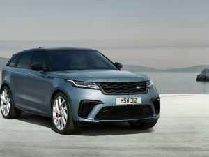 New Land Rover 2020