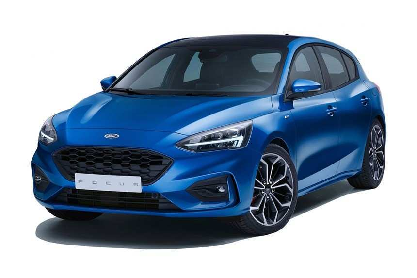 30 New 2019 Ford Focus Performance And New Engine