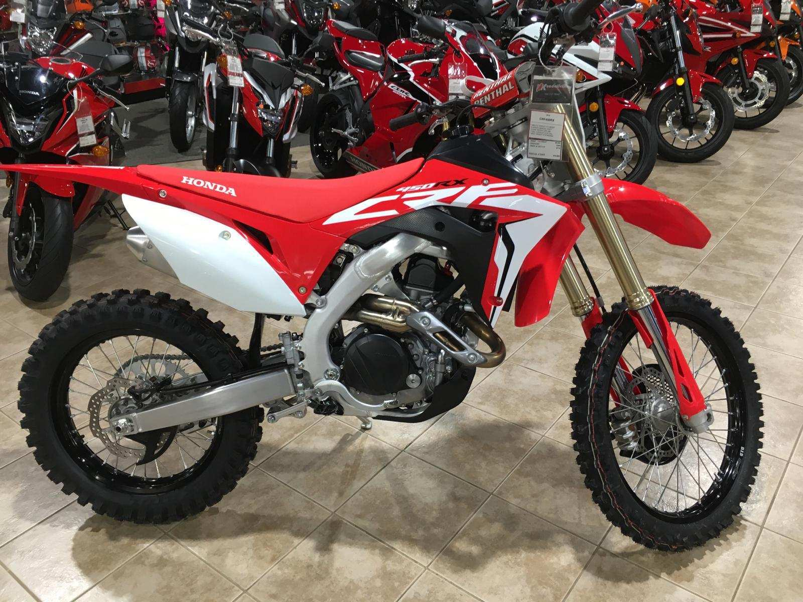 30 New 2019 Honda 450 Rx Review And Release Date