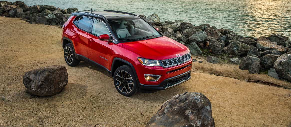 30 New 2019 Jeep Compass Review Redesign