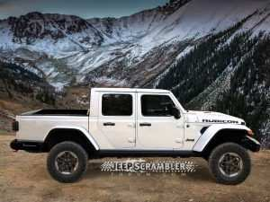 30 New 2019 Jeep Scrambler Cost Picture