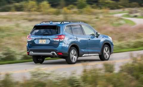30 New 2019 Subaru Vehicles Release Date And Concept