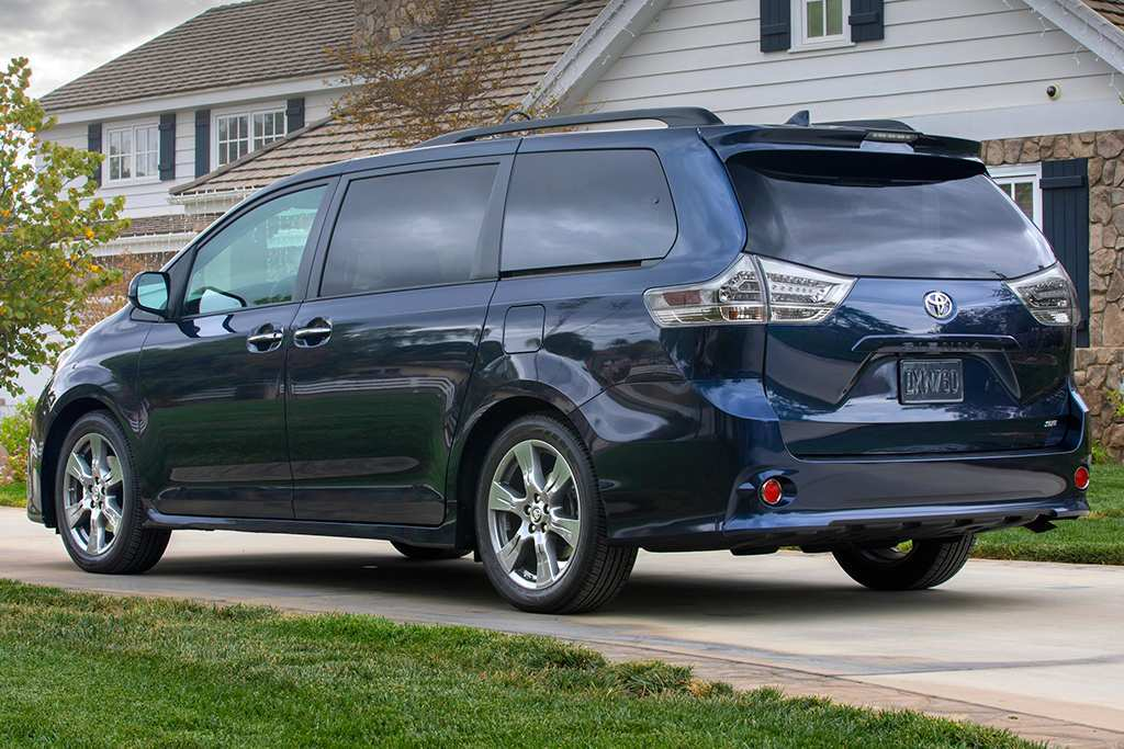 30 New 2019 Toyota Sienna Price and Release date