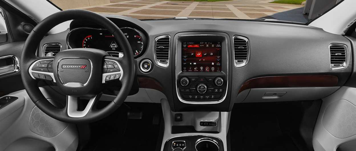 30 New 2020 Dodge Durango Interior Wallpaper