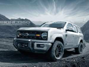 2020 Ford Bronco Lifted