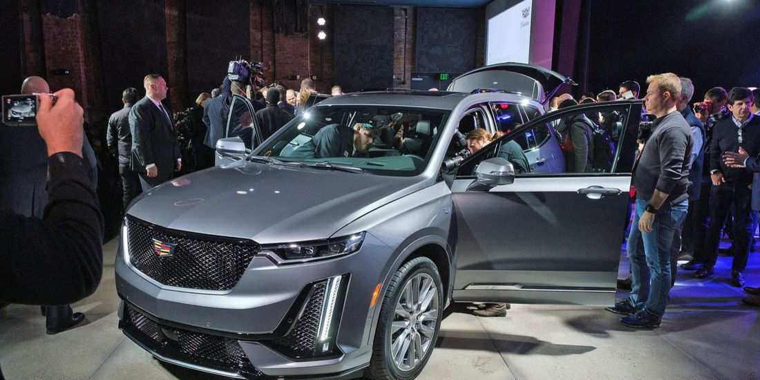 30 New Cadillac New Suv 2020 Price And Release Date