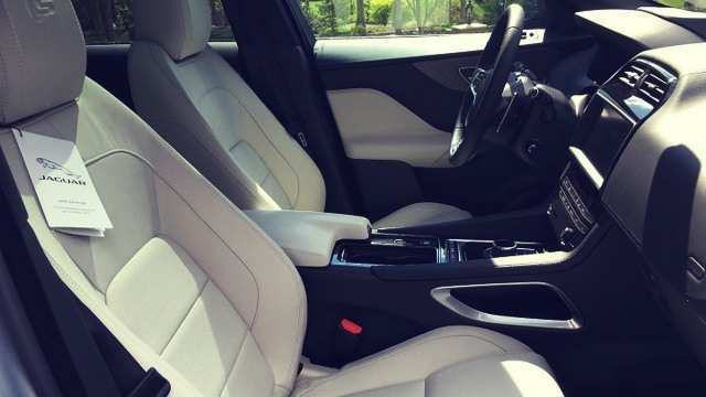 30 New Jaguar F Pace 2020 Interior Performance and New Engine