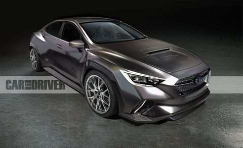 30 New Subaru News Sti 2020 Exterior