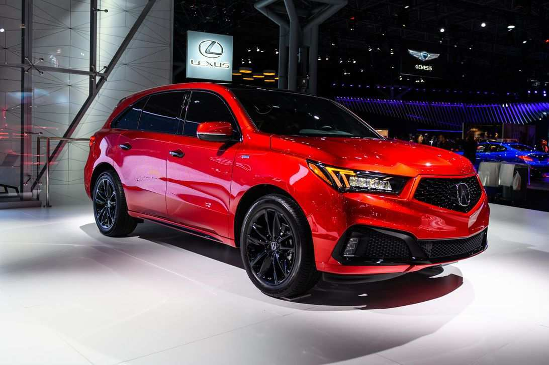 30 The 2020 Acura Mdx Ny Auto Show Release Date