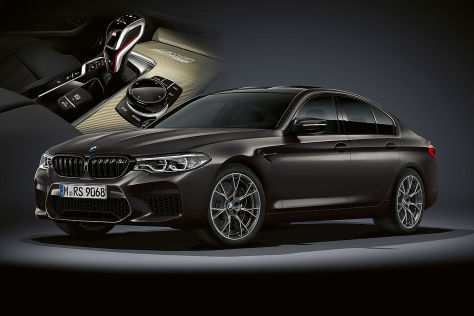 30 The 2020 BMW M5 Edition 35 Years Release Date