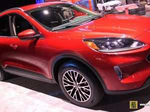 30 The 2020 Ford Escape Youtube Release Date and Concept