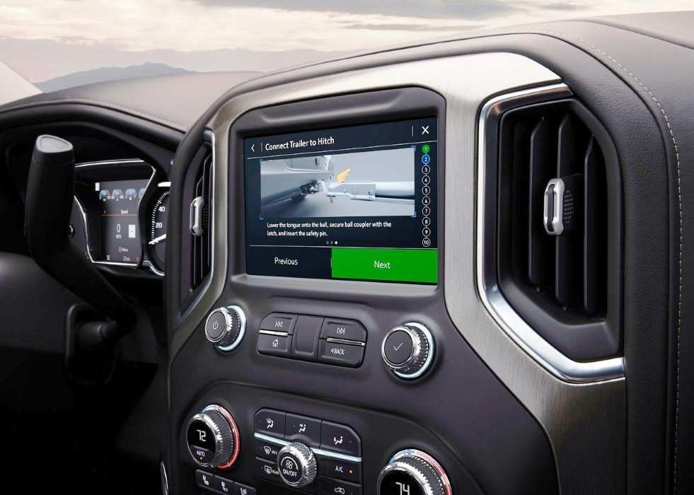 30 The 2020 Gmc Hd Interior Review and Release date