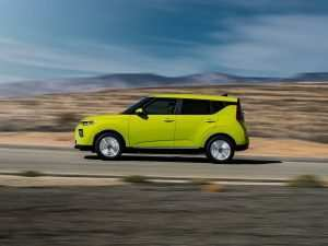 30 The 2020 Kia Soul Ev Availability Redesign and Review