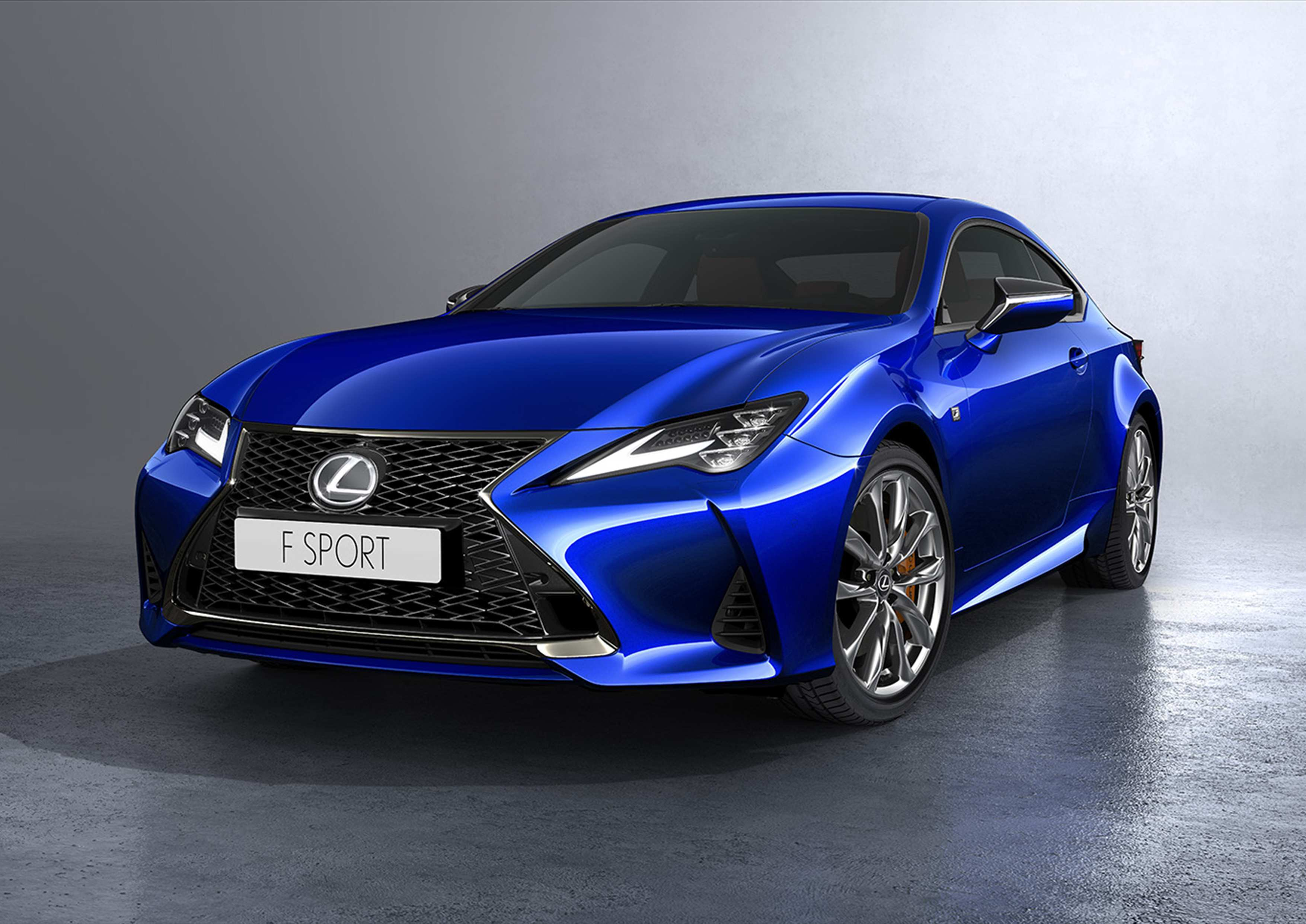 30 The 2020 Lexus Rcf Engine