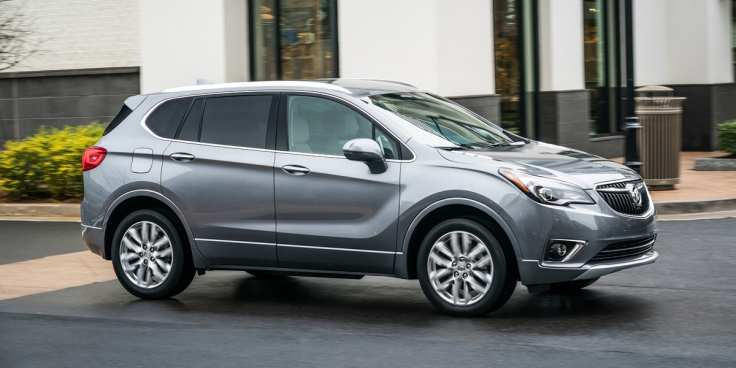 30 The Best 2019 Buick Envision Specs And Review