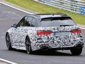 30 The Best 2020 Audi Rs6 Wagon Release