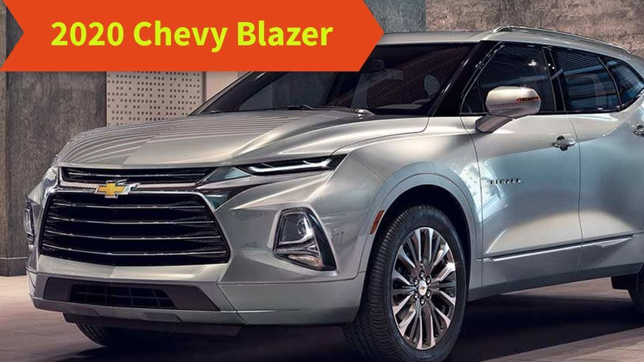 30 The Best Chevrolet Blazer 2020 Price Configurations