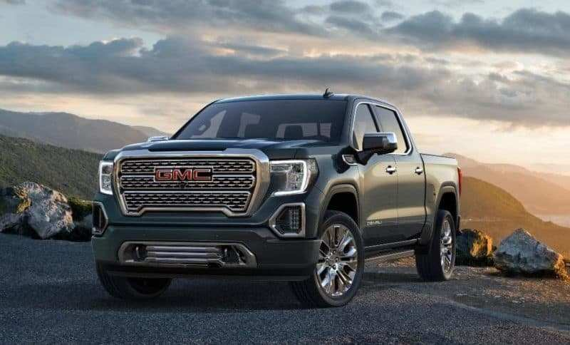 30 The Best Gmc New Models 2020 Interior