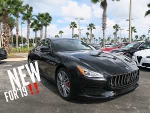 30 The Best Maserati Quattroporte Gts 2019 New Model and Performance