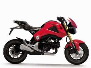 30 The Honda Grom 2020 Picture