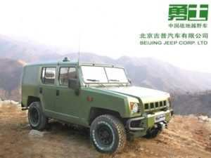 30 The Jeep Beijing 2020 History