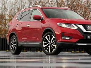 30 The Nissan X Trail 2019 Review Concept