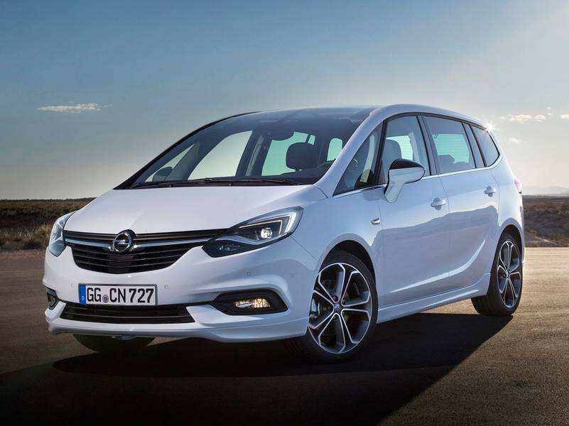 30 The Opel Zafira 2019 Specs And Review