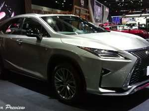 30 The Rx300 Lexus 2019 Ratings