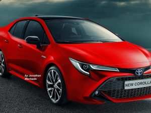 30 The Toyota Altis 2020 Malaysia Pictures