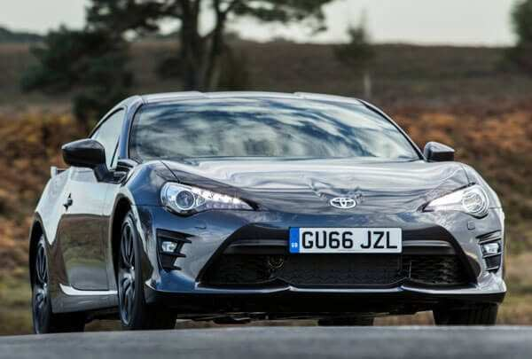 30 The Toyota Gt86 2020 Spesification