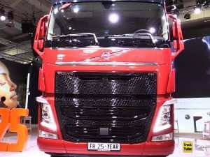 30 The Volvo Fh16 2019 Research New