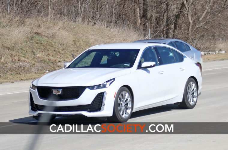 31 A 2019 Cadillac Ct5 New Model and Performance