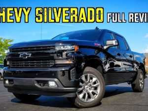 31 A 2019 Chevrolet Silverado 1500 Review Specs