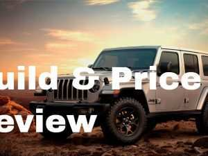31 A 2019 Jeep Build And Price Engine