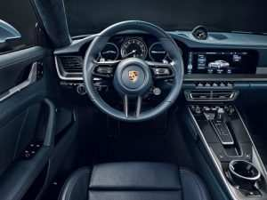 31 A 2019 Porsche 911 Interior Speed Test