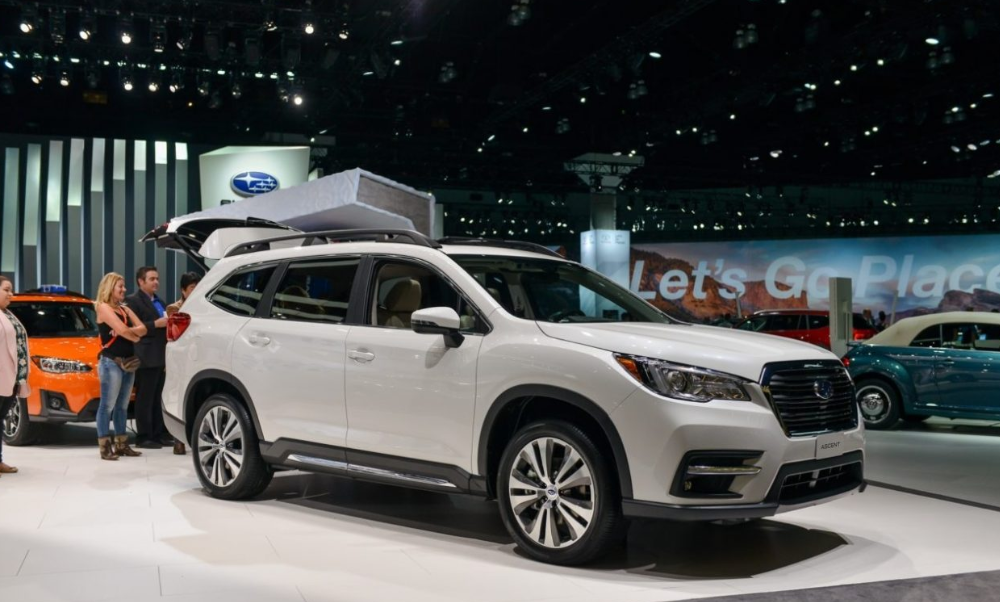 31 A 2019 Subaru Outback Redesign Picture