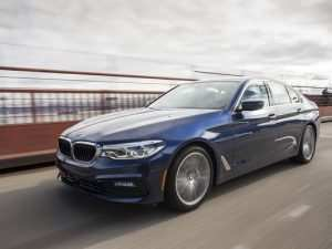 31 A 2020 Bmw 5 Series History