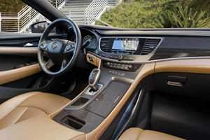 31 A 2020 Buick Lacrosse China Performance and New Engine