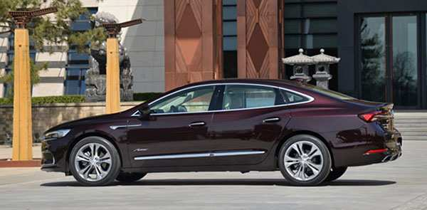 31 A 2020 Buick Lacrosse China Redesign And Review